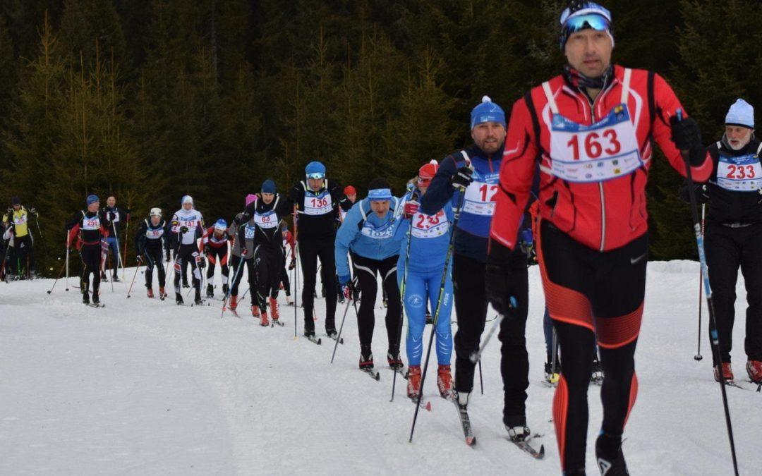 35. ČT Šumavský skimaraton