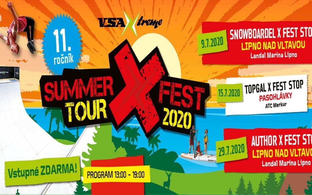 SUMMER X FEST TOUR 2020