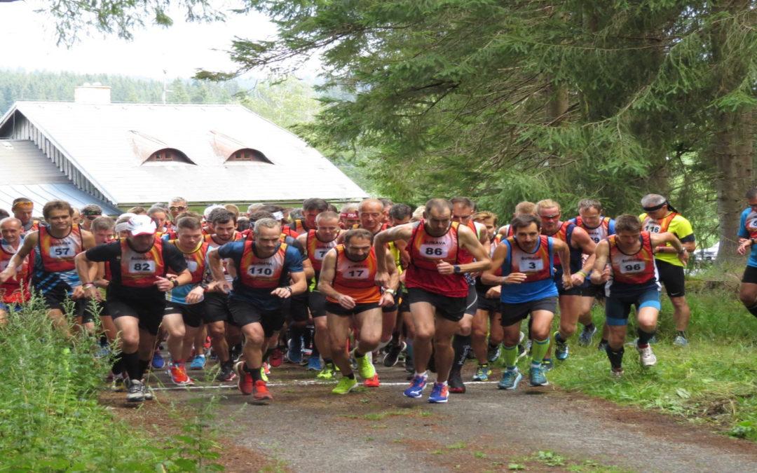 Běžecký závod Zlatá stezka