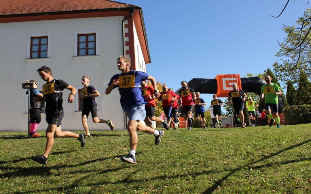 Mistrovství Jihočeského kraje v přespolním běhu